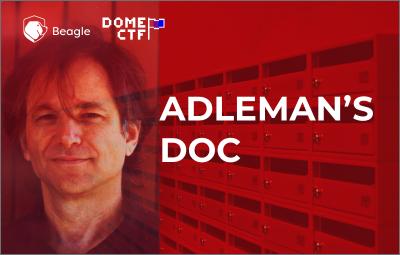 Adleman's Doc Writeup