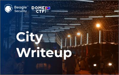 City Writeup