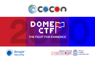 c0c0n XIII: DOME CTF 2020